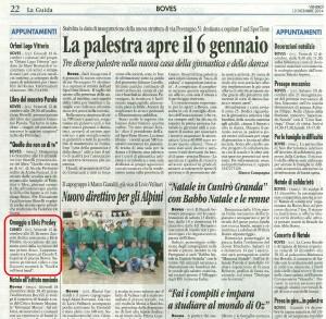 12-12-14 LA GUIDA - PROMOZIONE CAPRISSI PAGINA BOVES PAGINA 22 BOVES