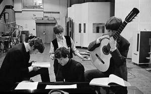 6 GIUGNO 1962 PER LA PRIMA VOLTA I BEATLES NEGLI ABBEY ROAD STUDIOS - THE BEAT CIRCUS CUNEO