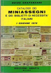 CATALOGO MINIASSEGNI GUIDO CRAPANZANO - THE BEAT CIRCUS CUNEO