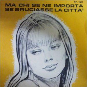 DISCO FONOLA GUIDONE 1970 - THE BEAT CIRCUS CUNEO