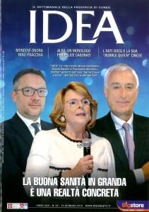 IDEA 15-01-15 N2 COPERTINA - THE BEAT CIRCUS CUNEO