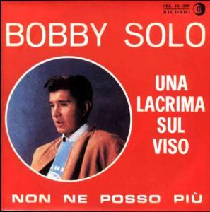 TORINO BEAT 2016 - LA FINALE - BOBBY SOLO UNA LACRIMA SUL VISO 45 GIRI