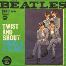TWIST AND SHOUT TOLLIE - THE BEAT CIRCUS CUNEO