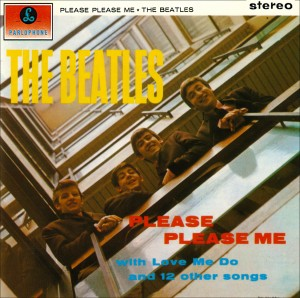 THE BEATLES PLEASE PLEASE ME - THE BEAT CIRCUS CUNEO